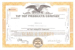 Tip Top Products Co