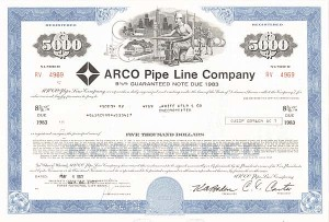 Arco Pipe Line