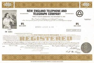 New England Telephone & Telegraph Company