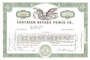 Southern Nevada Power Co