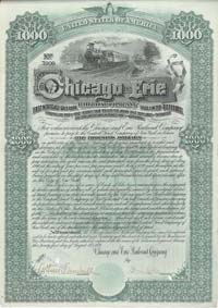 Chicago & Erie Railroad