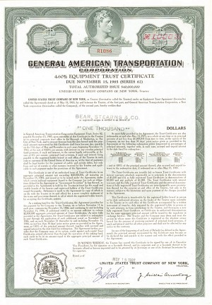 General American Transportation Corp