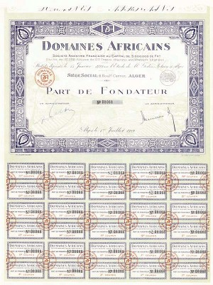 Domaines Africains