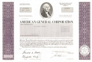American General Corp