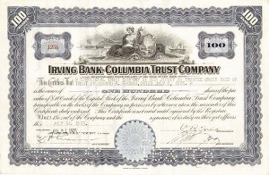 Irving Bank-Columbia Trust Co