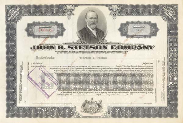 John B. Stetson Co
