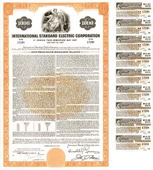 International Standard Electric Corp