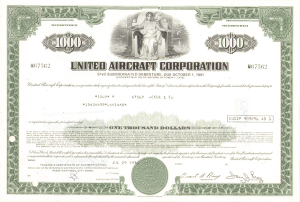 United Aircraft Corp