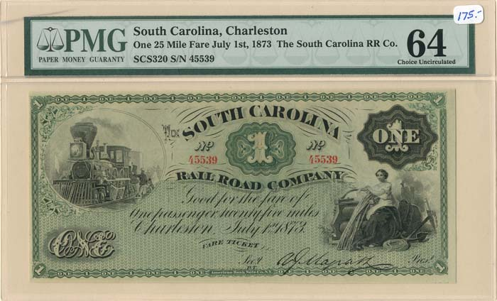 South Carolina Railroad Company