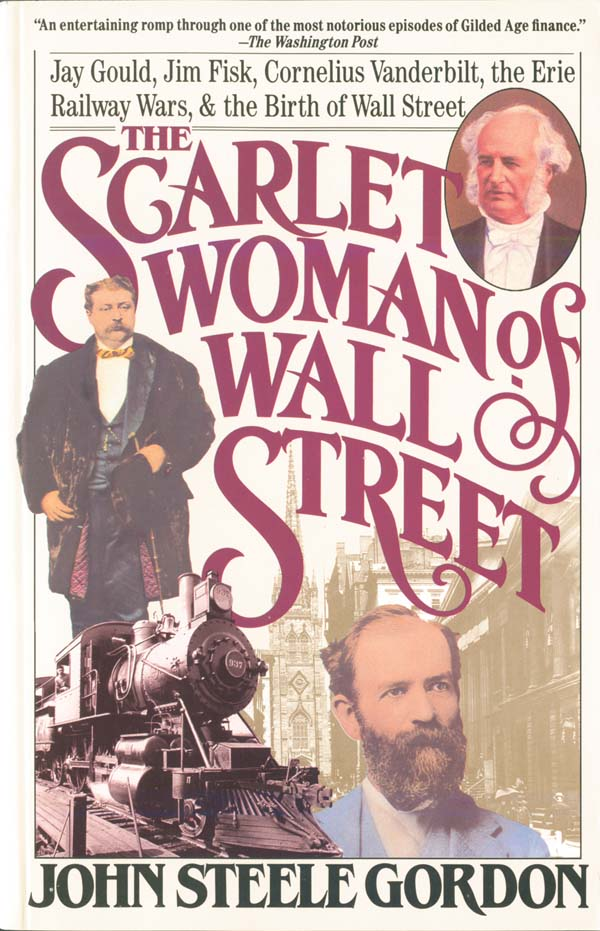 Scarlet Woman of Wall Street - SOLD