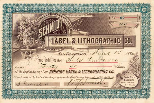 Schmidt Label & Lithographic Company