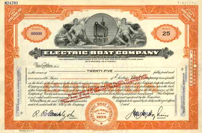 Electric Boat Company