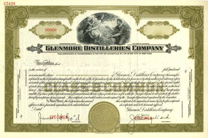 Glenmore Distilleries Company