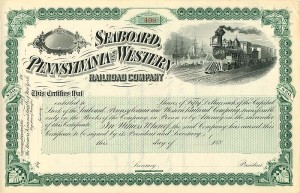 Seaboard, Pennsylvania and Western Railroad Company
