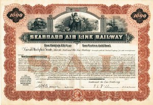 Seaboard Air Line Railway - SOLD