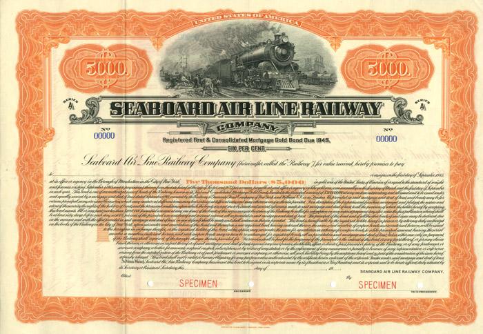 Seaboard Air Line Railway Company