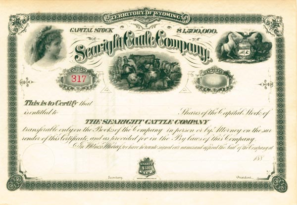 Searight Cattle Company