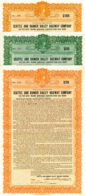 Seattle & Rainier Valley Railway