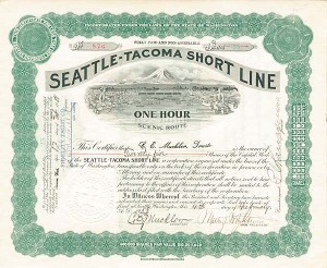 Seattle-Tacoma Short Line
