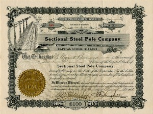 Sectional Steel Pole Company