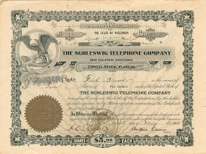 Schleswig Telephone Company - SOLD
