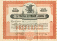 Shawnee Investment Company