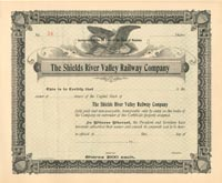 Shields River Valley Railway Company