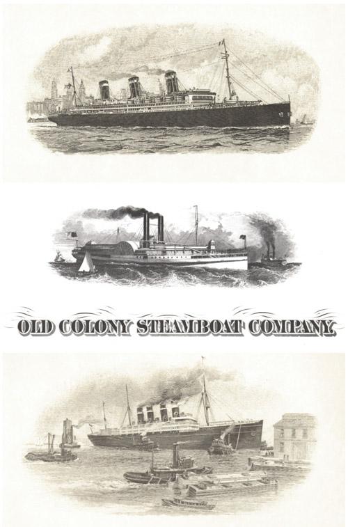 Shipping Prints - Set of 3