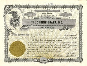 Shrimp Boat, Inc.