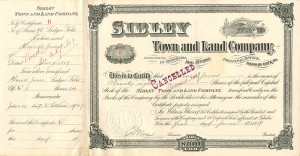Sibley Town and Land Company