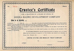 Sierra Madre Development Company