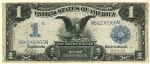 Silver Certificate - FR-232 - SOLD