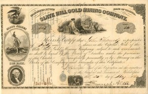 Slate Hill Gold Mining Company - SOLD