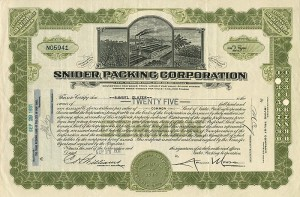 Snider Packing Corporation