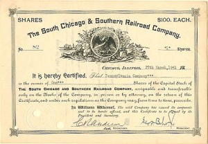 South Chicago & Southern Railroad Company