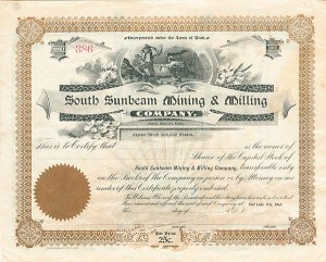 South Sunbeam Mining & Milling Company