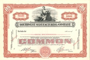 Southwest Manufacturing Company