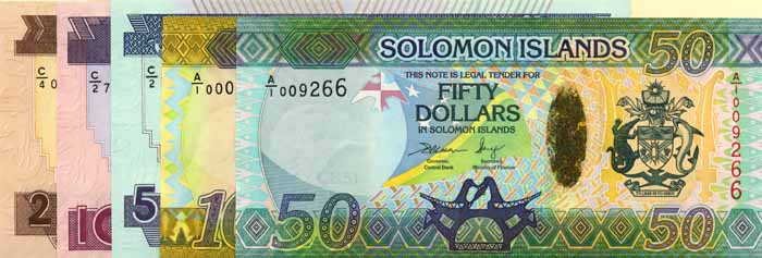 Solomon Islands P-New
