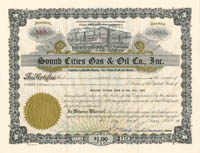 Sound Cities Gas & Oil Co., Inc.