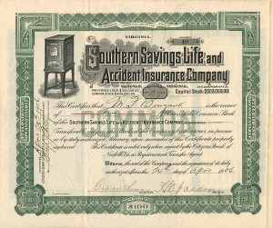 Southern Savings Life and Accident Insurance Company