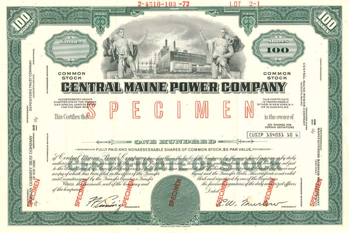 Central Maine Power Company