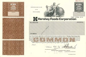 Hershey Foods Corporation