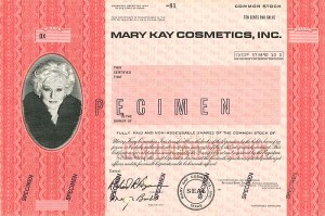 Mary Kay Cosmetics, Inc.