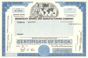 Minnesota Mining and Manufacuring Company