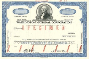 Washington National Corporation