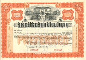 Spokane & Inland Empire Railroad Company