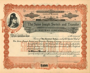 Saint Joseph Switch and Transfer Railway Company