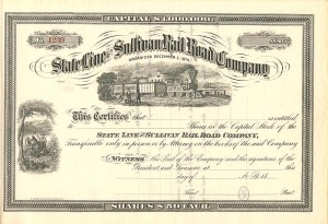 State Line and Sullivan Rail Road Company