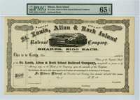 St Louis, Alton & Rock Island Railroad Company