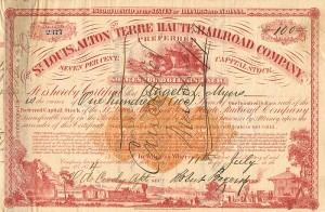 St. Louis, Alton and Terre Haute Railroad Company